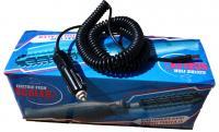 Elektriskais zivju zvīņu tīrītājs (kompl. ar auto adapteri)  65.00